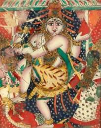 Dancing Shiva, Horniman Museum and Gardens, UK